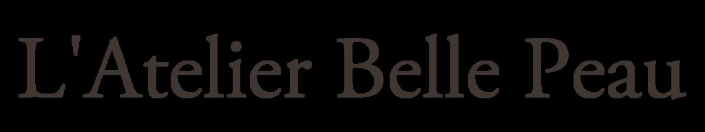 L'Atelier Belle Peauのロゴ