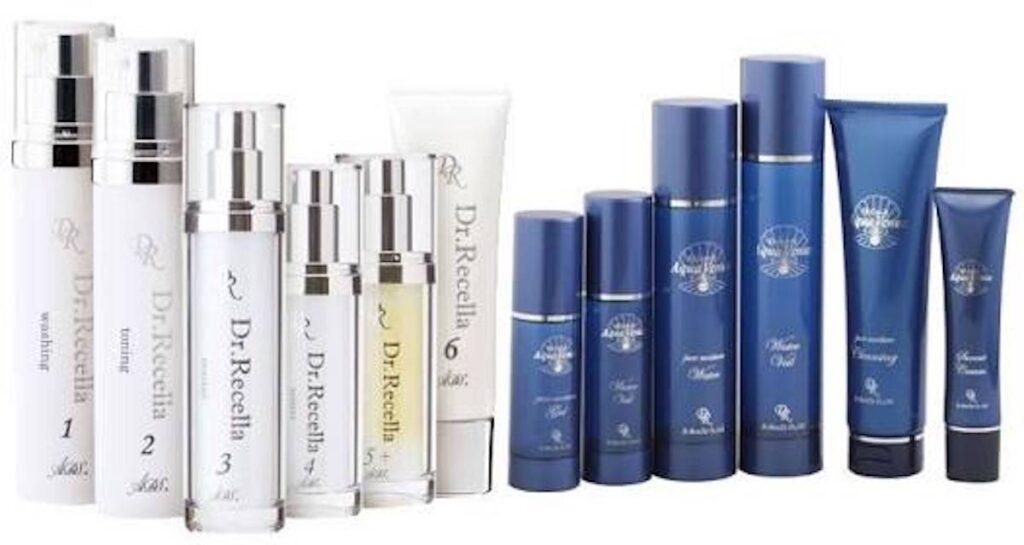 「Dr.Recella」基礎化粧品の画像